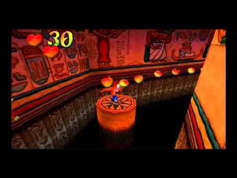 crash bandicoot playstation 2