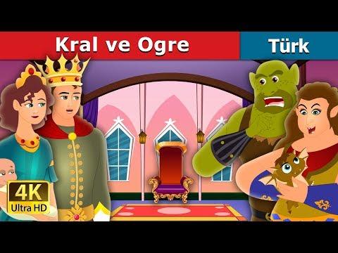 Kral ve Ogre   The King and the Ogre Story   Masal dinle   Türkçe peri masallar
