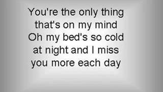 Lost without you-Delta Goodrem (Lyrics)