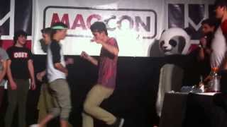 NASHVILLE MAGCON DANCE BATTLE