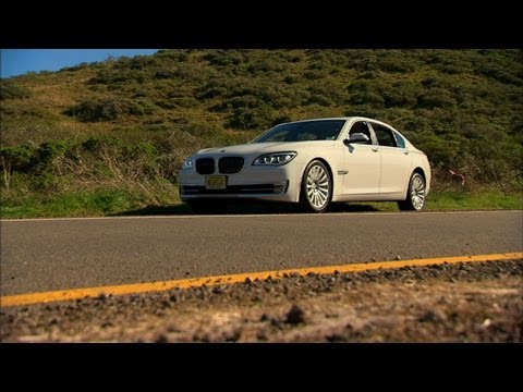 CNETTV - http://cnet.co/ZpCvmd Bigger tech, smaller footprint in the BMW that says