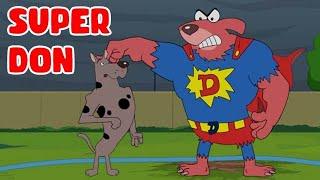 Video Rat-A-Tat  'Doggie Don's Special' Chotoonz Kids Funny Cartoon Videos MP3, 3GP, MP4, WEBM, AVI, FLV November 2018