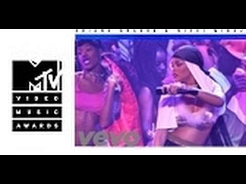 Rihanna - Work/Rude Boy/What's My Name (Live At MTV VMAs 2016)