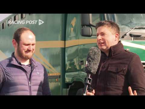 Willie Mullins Stable Tour Reaction