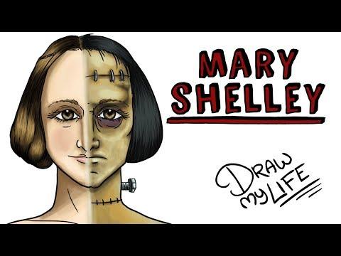 MARY SHELLEY | Draw My Life de la creadora de Frankenstein