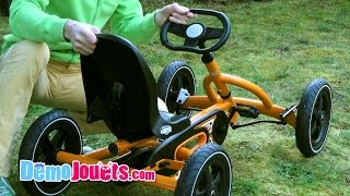 Video Kart Berg Buddy Orange Part1 Le Montage Test - Démo Jouets MP3, 3GP, MP4, WEBM, AVI, FLV Juli 2017