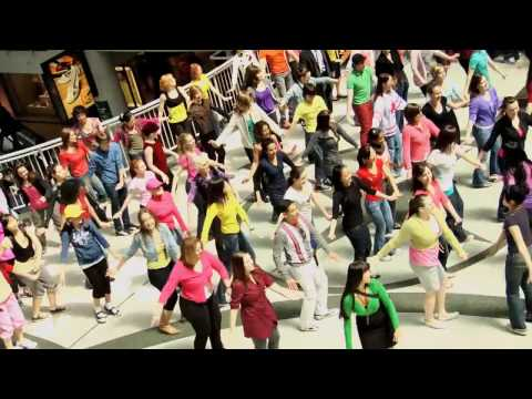 International Dance Day Flash Mob