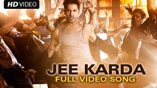 Jee Karda – Badlapur (Video Song) | Varun Dhawan, Yami Gautam