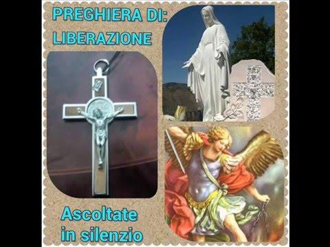preghiera di liberazione a  san michele arcangelo