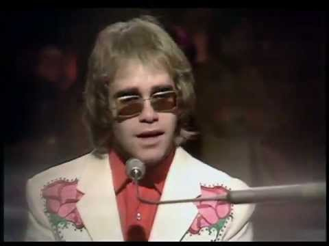 Elton John - Your Song (ao longo dos anos)