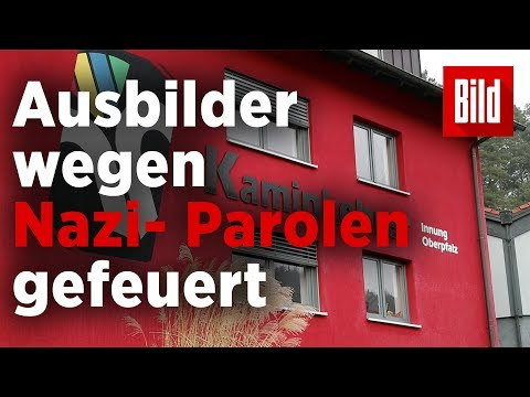 Nazi-Skandal im Ausbildungszentrum Dietfurt an der Al ...