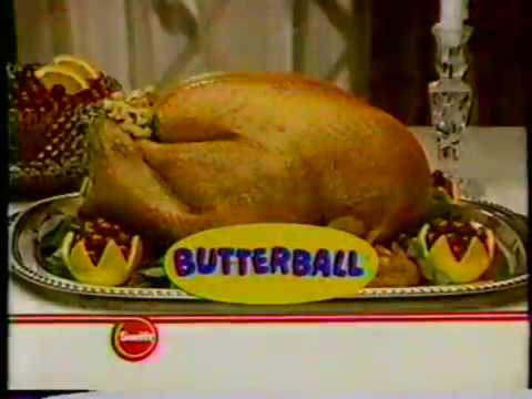 1984 Butterball Turkey