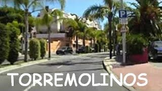 Torremolinos Spain  City new picture : Torremolinos - Por las calles de Torremolinos , Málaga , Andalucía / Streets of Torremolinos , Spain