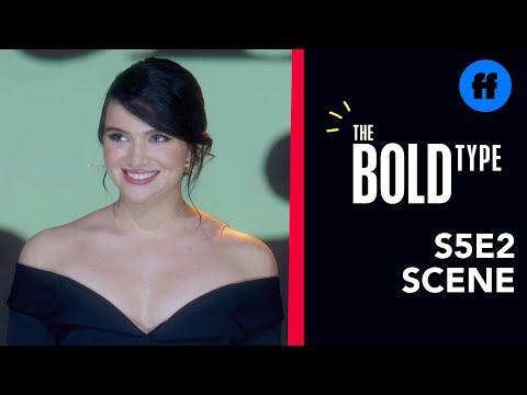 The Bold Type Season 5, Episode 2 | Jane Makes a Speech | Freeform
