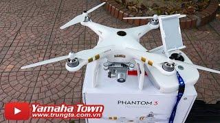 Flycam - Hướng dẫn chọn mua và bảo quản! [DJI Phantom 3 Professional]. Flycam là tên gọi tắt của thiết bị bay mô hình có gắn camera được dân chơi công ...