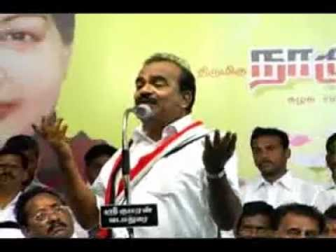 Sampath.com - Nanjil Sampath ADMK Speech 2013 Dindukkal Part 8 of 11.