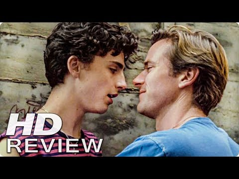 CALL ME BY YOUR NAME Kritik Review (2018)