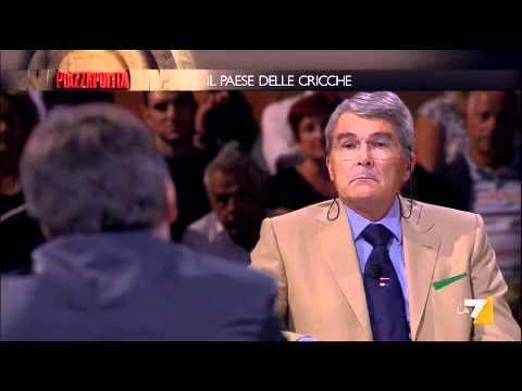 """""""Sono povero"""" e il web si scatena contro Castelli Il senatore leghista in tv: """"Guadagno solo 145 mila euro"""""""