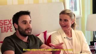 SEXTAPE. Parte I  Dani Rovira Con Cameron Diaz. SONY PICTURES ESPAÑA