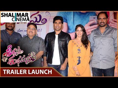 Srirastu Subhamastu Trailer Launch || Allu Sirish, Lavanya Tripathi