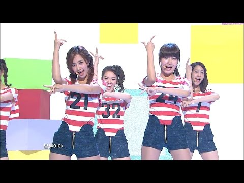 【TVPP】SNSD - Oh!, 소녀시대 - 오! @ Goodbye Stage, Show Music Core Live