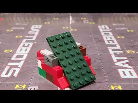 Lego Battlebots Season 1 Episode 4: Win or Go Home