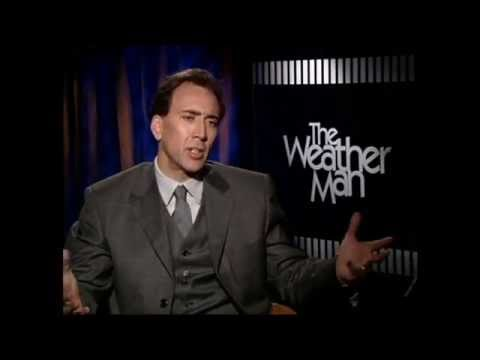 Nicolas Cage Interview for 'The Weather Man' (2005)
