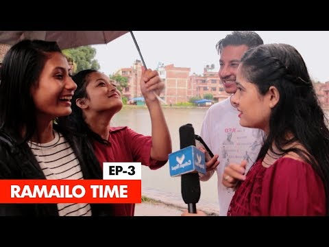 (Ramailo Time | Episode 3 | Colleges Nepal - Duration: 5 minutes, 42 seconds.)