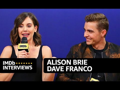 Alison Brie, Dave Franco and Cast Reveal Their First Interactions With 'The Room' | IMDb EXCLUSIVE