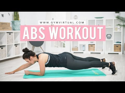 ABS WORKOUT | Fortalecer zona abdominal