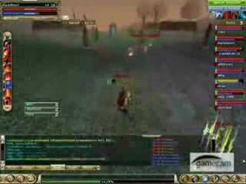 Knight Online Xigenon Tower Bug - 2007 & Revolt Clan