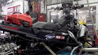 9. ski-doo 900 ace Turbo 250+ hp