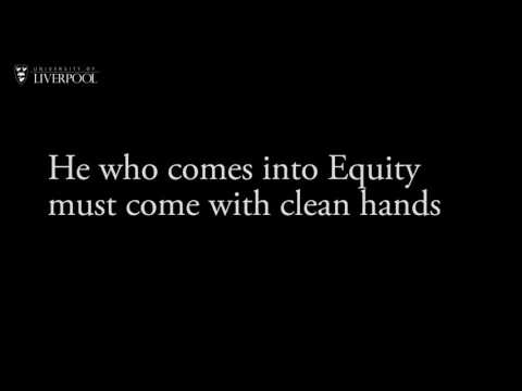 Equity Short: The Equitable Maxims
