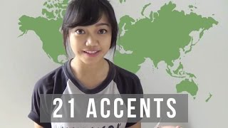Video 21 ACCENTS MP3, 3GP, MP4, WEBM, AVI, FLV November 2017