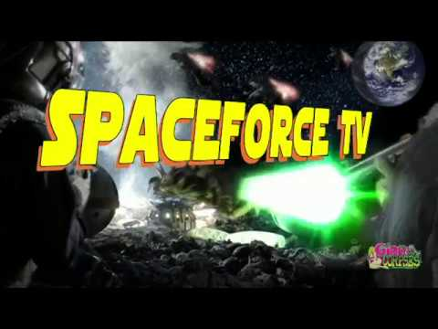 SPACE FORCE TV SHOW