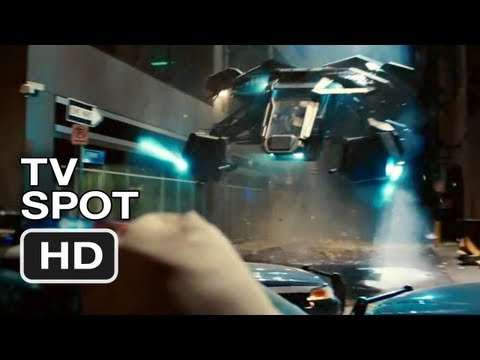 The Dark Knight Rises TV SPOT #1 - Batman Movie (2012) HD Video
