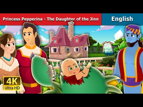 Princess Pepperina Story in English   Stories for Teenagers   English Fairy Tales