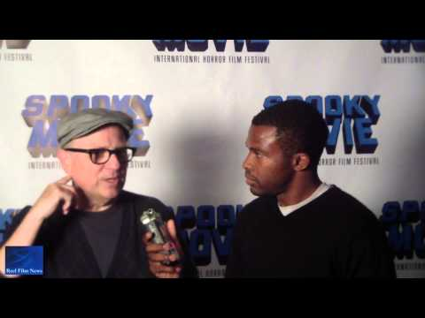 2013 Spooky Movie Int'l Horror Film Fest EXCLUSIVE: WILLOW CREEK's Bobcat Goldthwait!