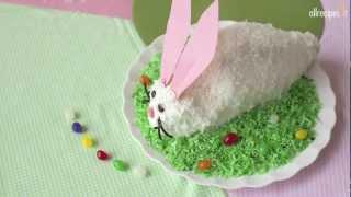 Videoricetta: torta a coniglietto