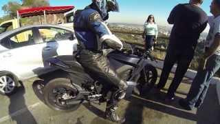 10. Review of Custom Zero S electric motorcycle