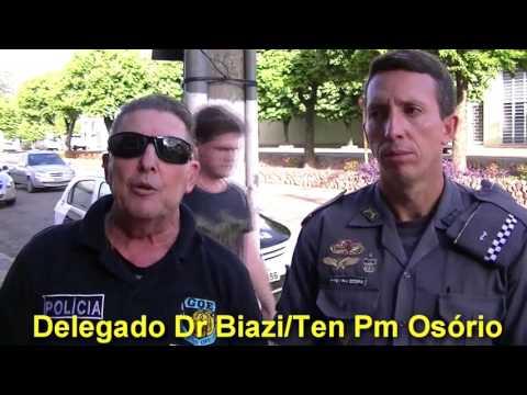 Jales - Polícia prende o décimo quarto envolvido em roubos na cidade de Jales, ele estava de