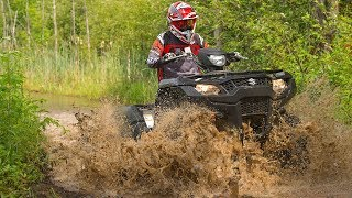 2. Full REVIEW: 2019 Suzuki KingQuad 750 AXi SE