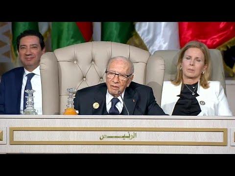 Εσέμπσι: Ο πρώτος δημοκρατικά εκλεγμένος πρόεδρος της Τυνησίας…