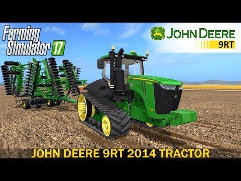 John Deere 9RT 2014 v2.0