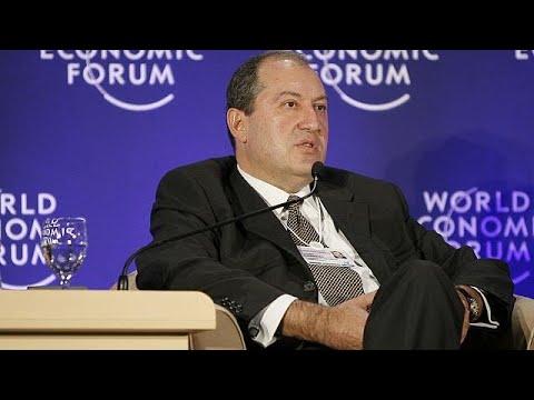 Armenien: Neuer Präsident Sarkissian vereidigt