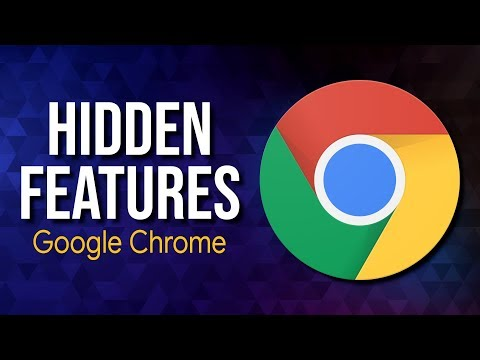 12 Hidden Chrome Features You Should Enable!
