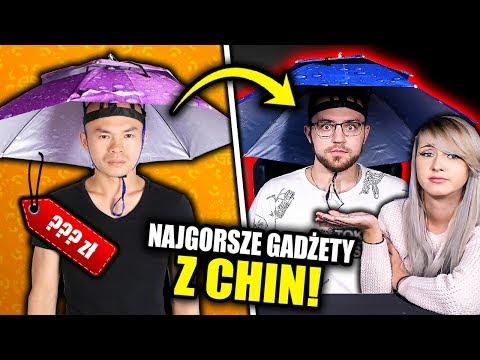 Sprawdzamy NAJGORSZE GADŻETY Z CHIN! *nowa seria*