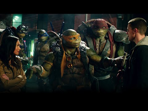 Teenage Mutant Ninja Turtles: Out of the Shadows (Trailer 2)