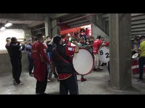 Hinchada Bicho previa! - Los Ninjas - Argentinos Juniors