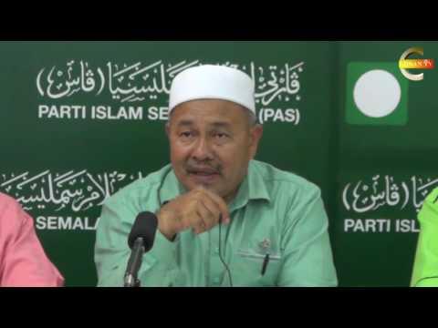 Azmin Ali datang ke tempat PAS sebagai MB - Tuan Ibrahim Tuan Man